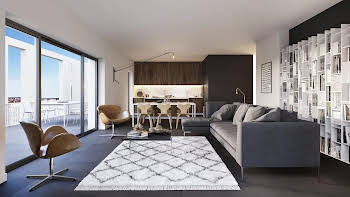 Appartement 5 pièces 108,56 m2