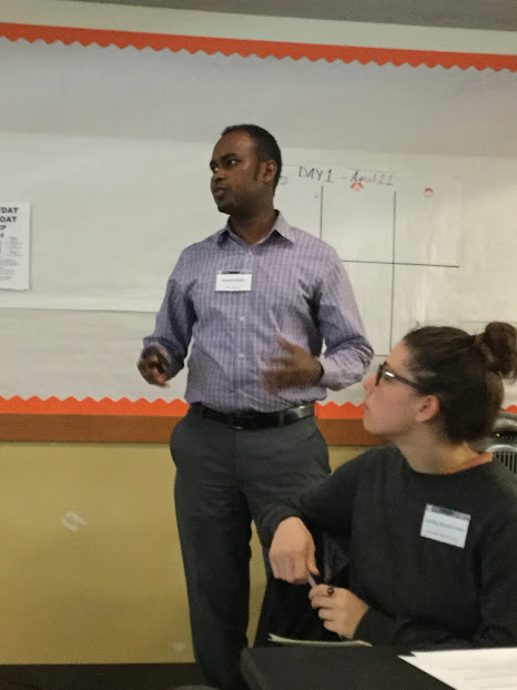 Ahmed Abdile talks about health challenges for immigrants and refugees in the Seattle area.