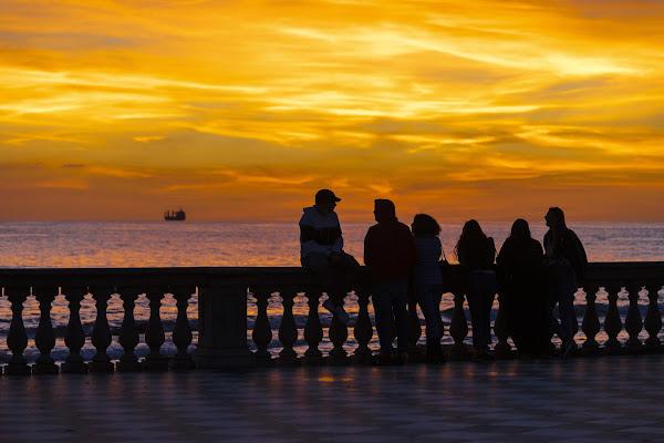 2 chiacchere al tramonto di Senzuno