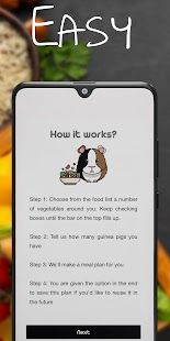 My Guinea Pigs: Reliable Pet Health Care Advice Screenshot