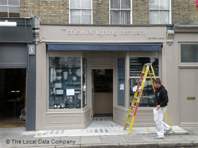 The Chiswick Lighting Company On Devonshire Road