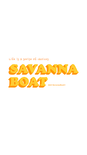 SAVANNABOAT - Life is a series of choices. - náhled