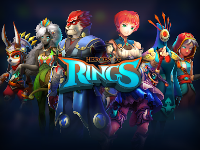 Heroes of Rings: Dragons War 12