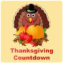 Thanksgiving Countdown Widget icon