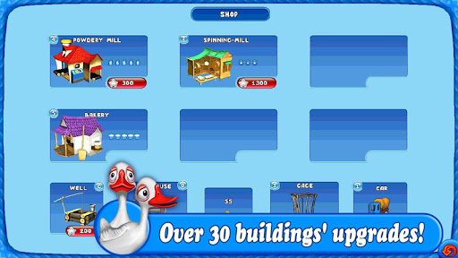 Farm Frenzy Free: Time management game Screenshot