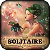 Hidden Solitaire Elven Woods - Free Card Game