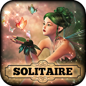 Classic Solitaire Elven Woods for PC and MAC