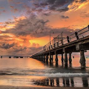 SUNRISE by Jasen Tan - Landscapes Sunsets & Sunrises
