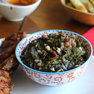 Sweet Collard Greens Recipes