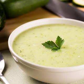 Zucchini & Onion Soup