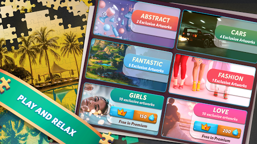 Jigsaw Puzzle 1.0.15 screenshots 5