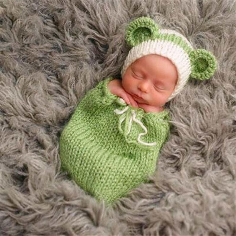 Ubranka dla niemowląt do sesji zdjęciowych: Jak się ubrać noworodka?Jak samemu zrobić sesję zdjęciową noworodkową w domu? 5