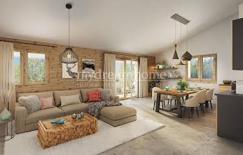 Appartement 2 pièces 46,77 m2