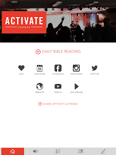 Activate Church- screenshot thumbnail