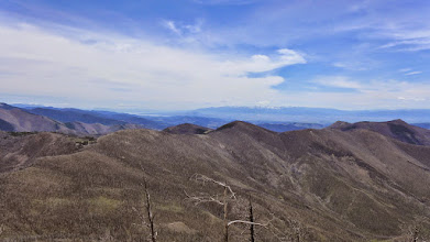 Photo: Looking toward Canyon Ferry Lake from Willow Mountain