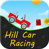 Hill Run - Car Racing Games