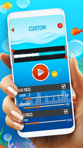 how to use clownfish voice changer