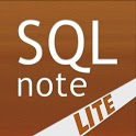 SQL note for Android icon