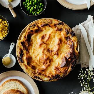 Jamie Oliver's Lamb Shepherd's Pie.