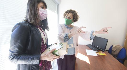 La pandemia dispara las llamadas al Teléfono de la Esperanza en Almería