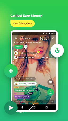 Camfrog - Group Video Chat 7.0.3.53 gameplay | AndroidFC 2
