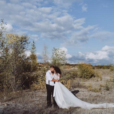Wedding photographer Anna Artemenko (id80467889). Photo of 01.11.2017