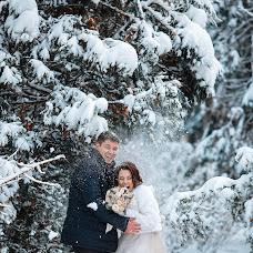 Wedding photographer Evgeniya Rossinskaya (EvgeniyaRoss). Photo of 24.01.2017