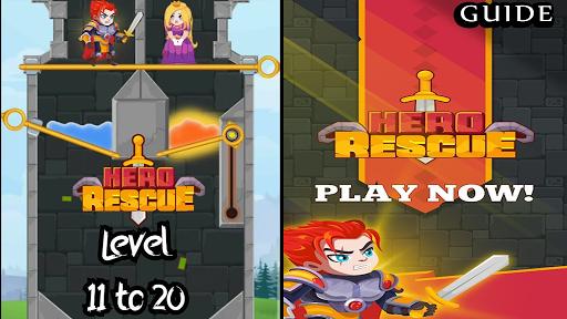 Walkthrough For Hero Rescue Guide 2020  screenshots 2