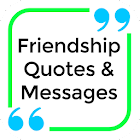 Friendship Quotes & Messages icon