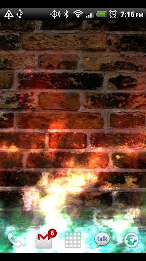 KF Flames Free Live Wallpaper screenshot 2