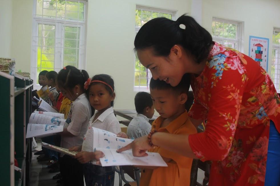 Niềm vui của giáo viên và học sinh trước thềm năm học mới