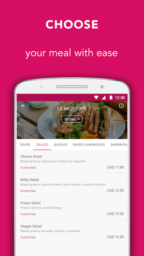 foodora - Finest Food Delivery for PC
