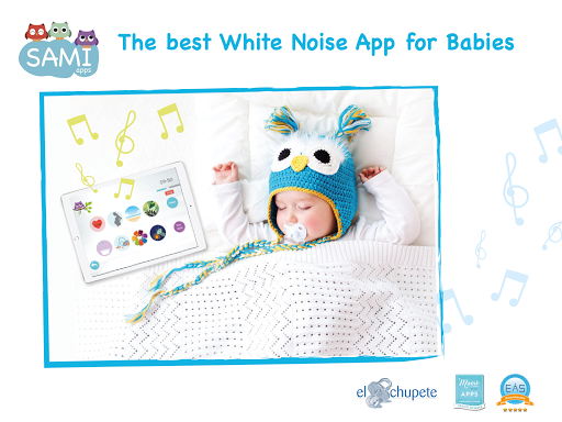 White Noise Baby - Baby Sleep sounds (white noise) Screenshot