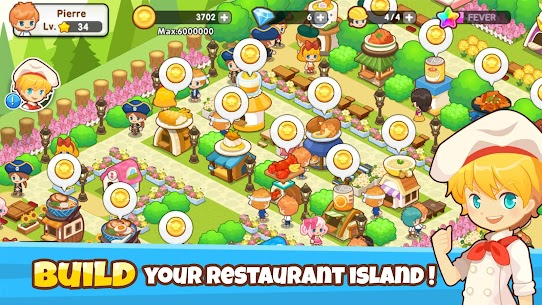 Restaurant Paradise MOD Apk 1.11.1 (Free Shopping) 1