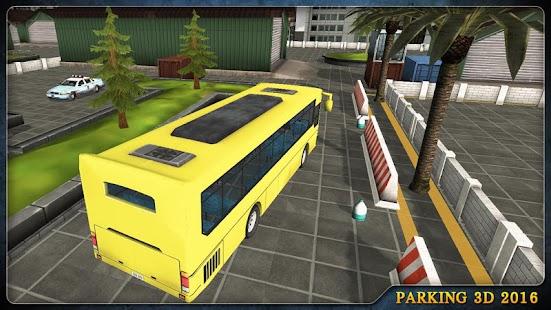 Parking 3D 2016 screenshot