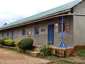 Photo: The primary school