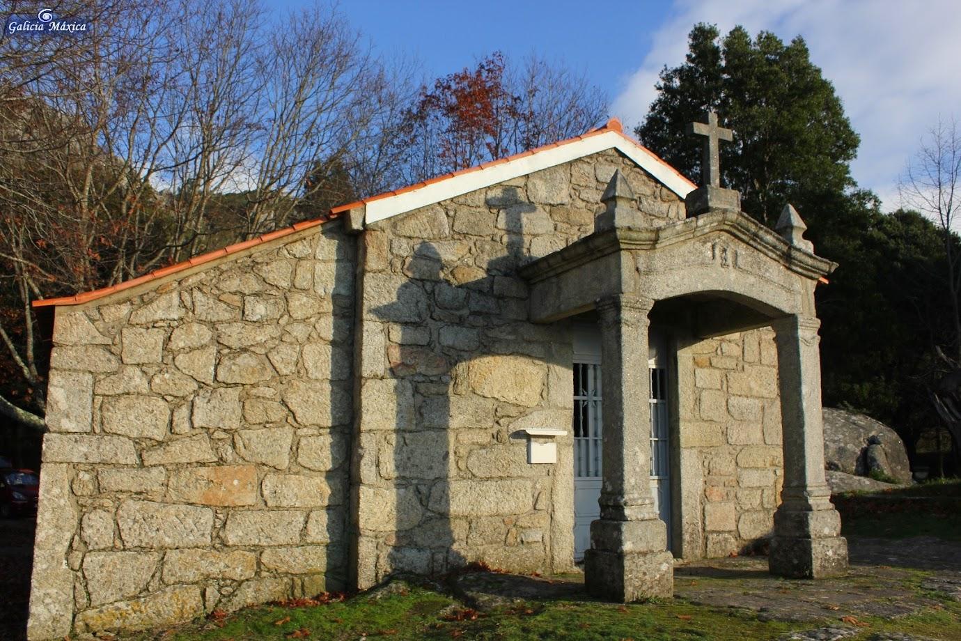 Capela da Senhora da Encarnação | GALICIA MÁXICA