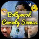 Bollywood Comedy Scene Video, Hindi Funny Video icon