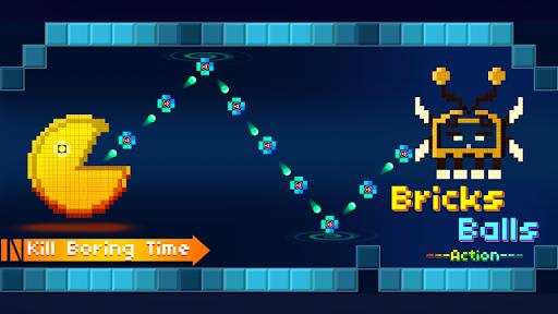 Bricks Balls Action - Brick Breaker Puzzle Game 1.5.0 screenshots 6