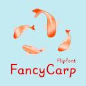 GFFancyCarp™ Latin FlipFont icon