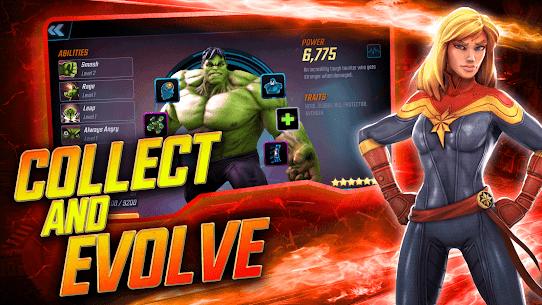 MARVEL Strike Force MOD Apk (Unlimited Energy) 5
