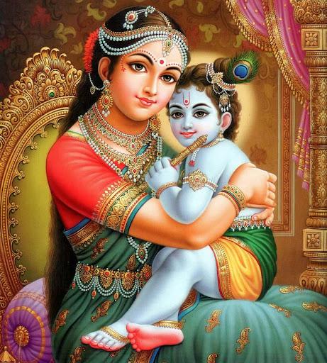 Lord Krishna Wallpapers 1.8 screenshots 1