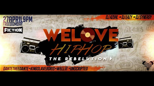 WeLoveHipHop - The Rebelution : Fiction