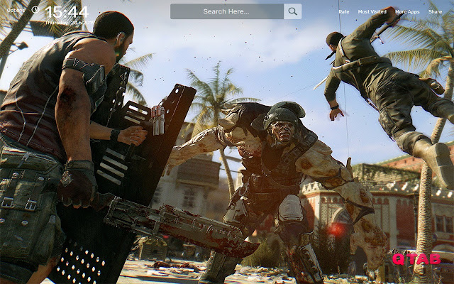 Dying Light Wallpapers Hd Theme
