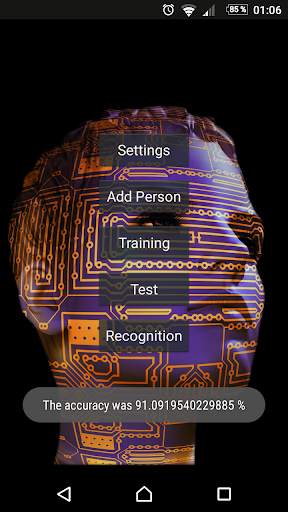 Face Recognition Screenshots 7