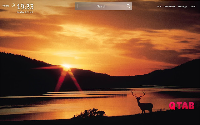 Deer Wallpapers New Tab