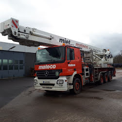 Picture of a BRONTO S 62 MTD / DAIMLER ACTROS 2644
