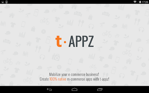 T-appz Store screenshot 8