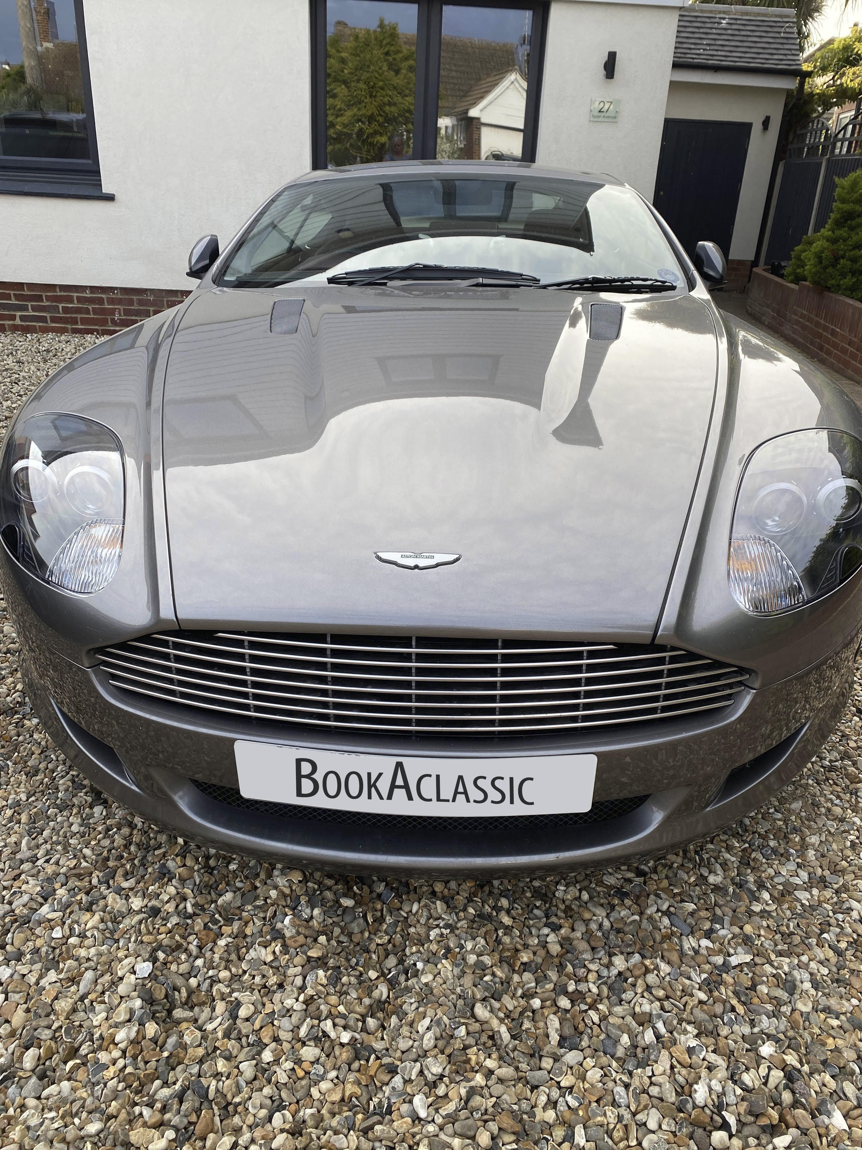 Aston Martin Db9 Hire Margate