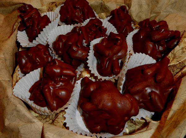 Sweet & Salty Candy Clusters Recipe